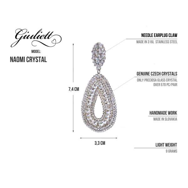 Giuliett Naomi Czech Crystal Champagne-135438-20