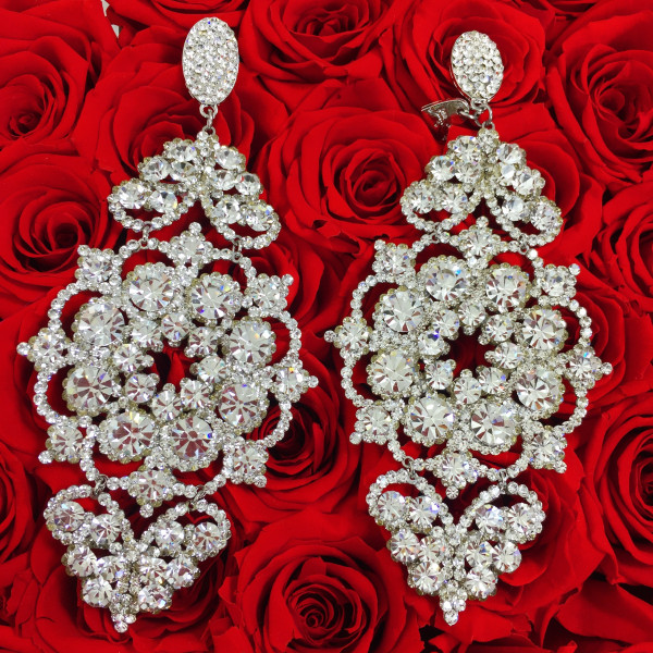 Giuliett Bella Czech Crystal Silver-135458-31