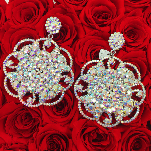 Giuliett Fiorella Czech Crystal AB-135444-31