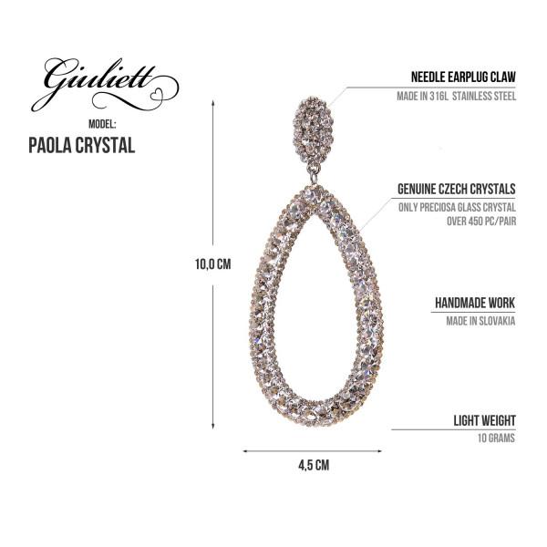 Giuliett Paola Czech Crystal Black-135441-20